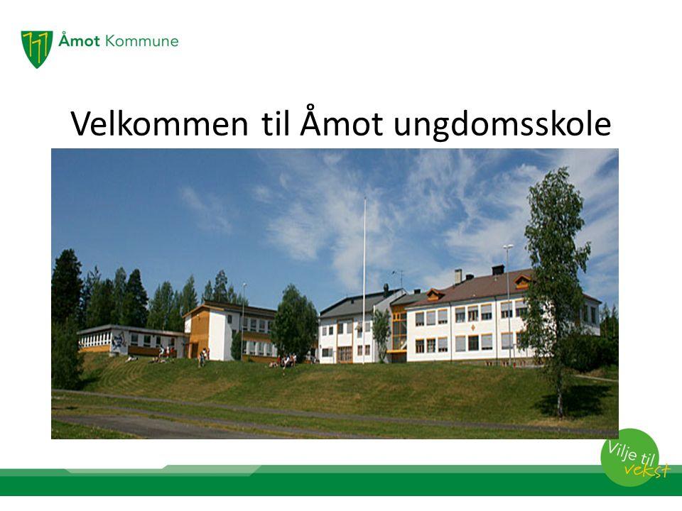 Velkommen til Åmot ungdomsskole