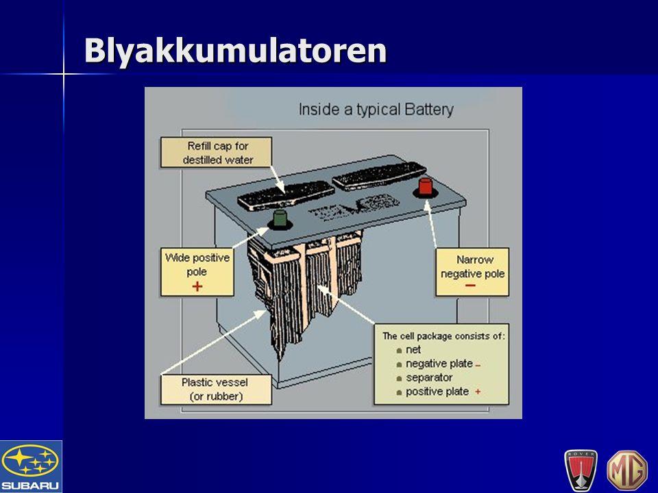 Blyakkumulatoren
