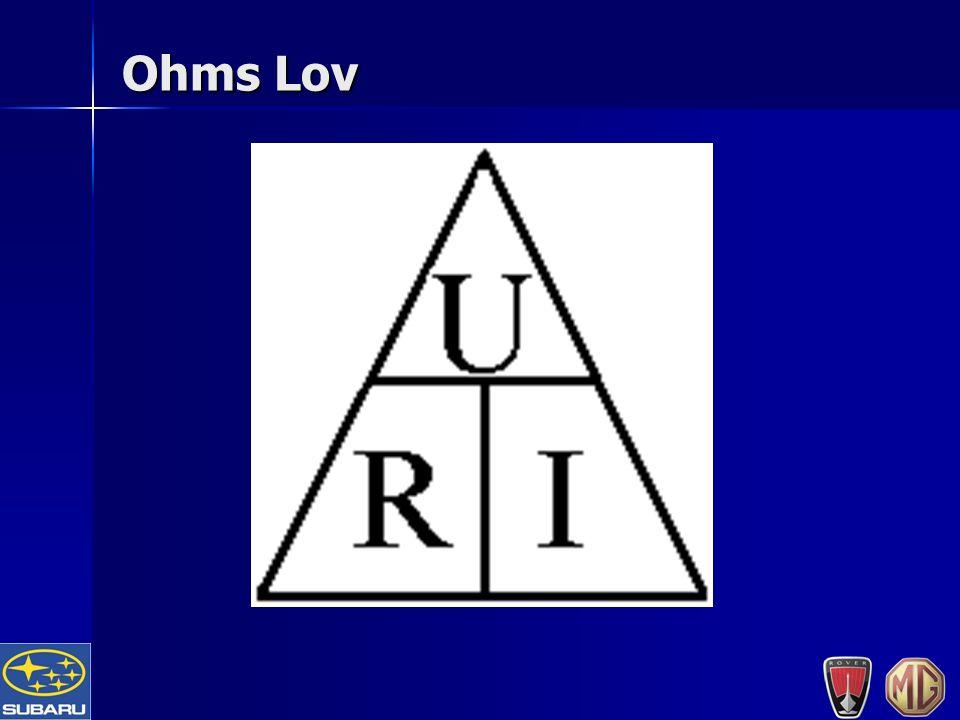 Ohms Lov