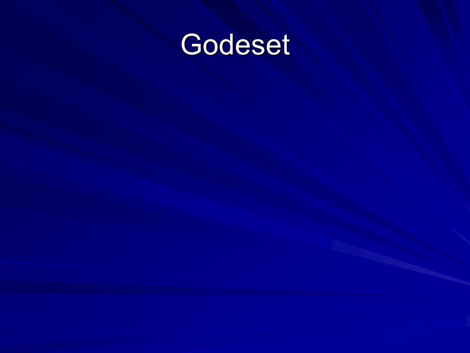 Godeset