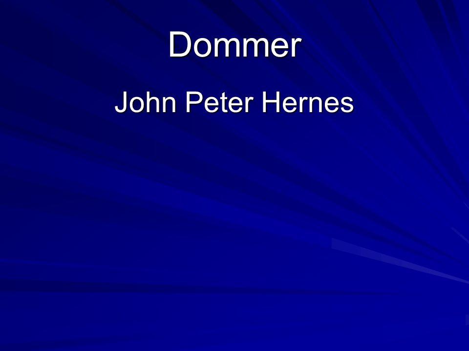 Dommer John Peter Hernes