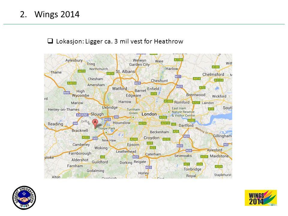 2.Wings 2014  Lokasjon: Windsor Great Park