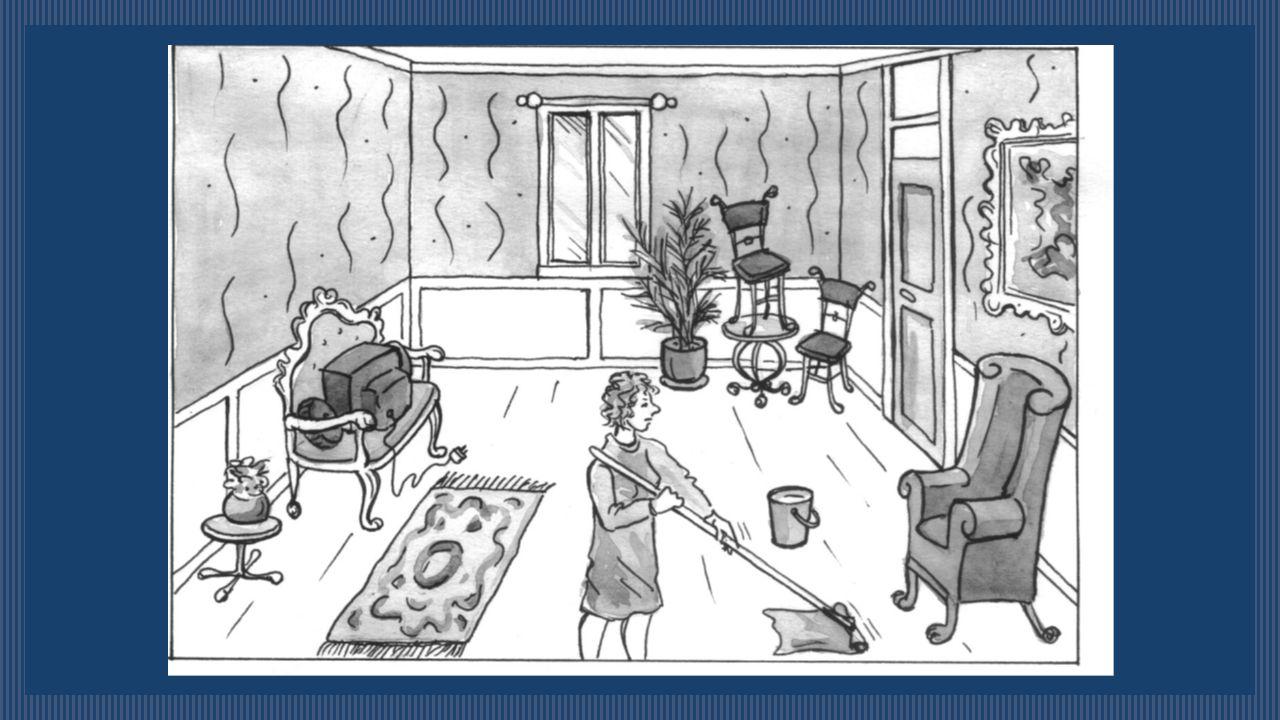 Révision = gjennomgang ◦ Jeg kan: 1)En del møbler og rom på fransk 2)Noen vanlige preposisjoner 3)Beskrive rom og plasseringen av møbler i det.