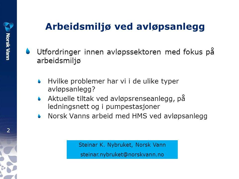 13 Lillevik, Larvik – fra pumpekjeller (etter 11 års drift…)
