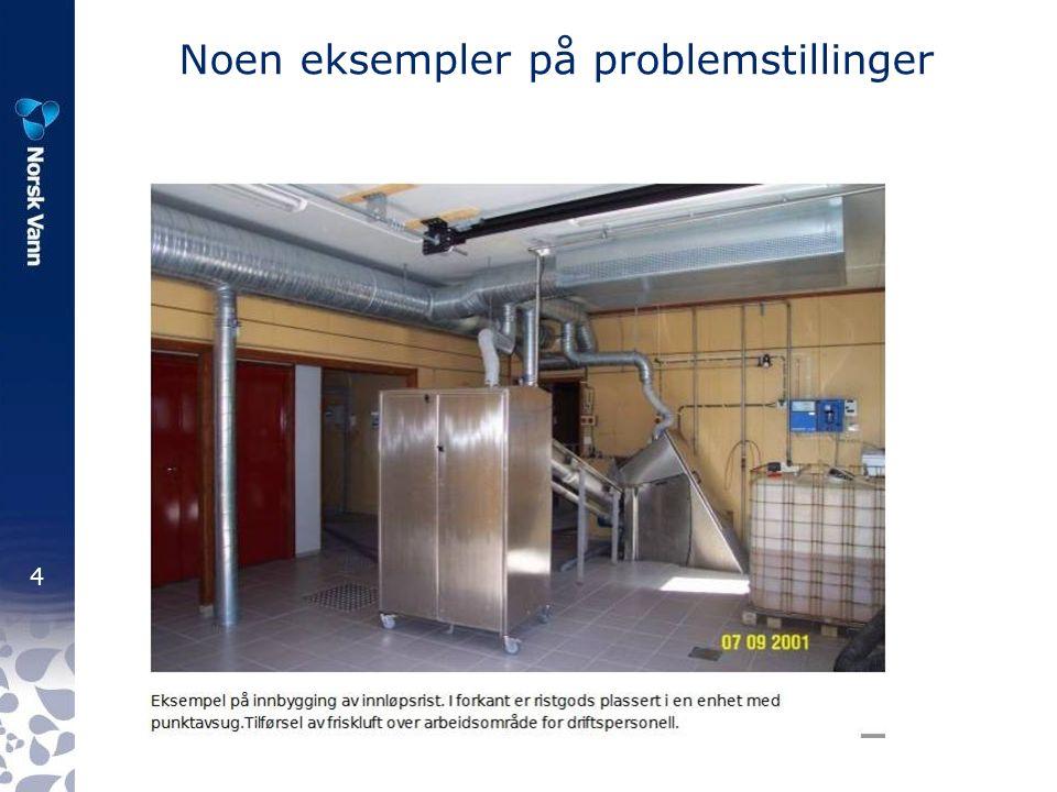 25 Pumpestasjon – våtoppstilt løsning