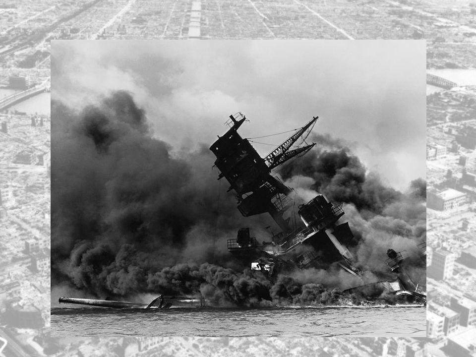 Selv om Amerika i lang tid hadde mistenkt et japansk angrep, hadde de ikke i det hele tatt trodd at det kom til å ramme Pearl Harbor. Og til og med da
