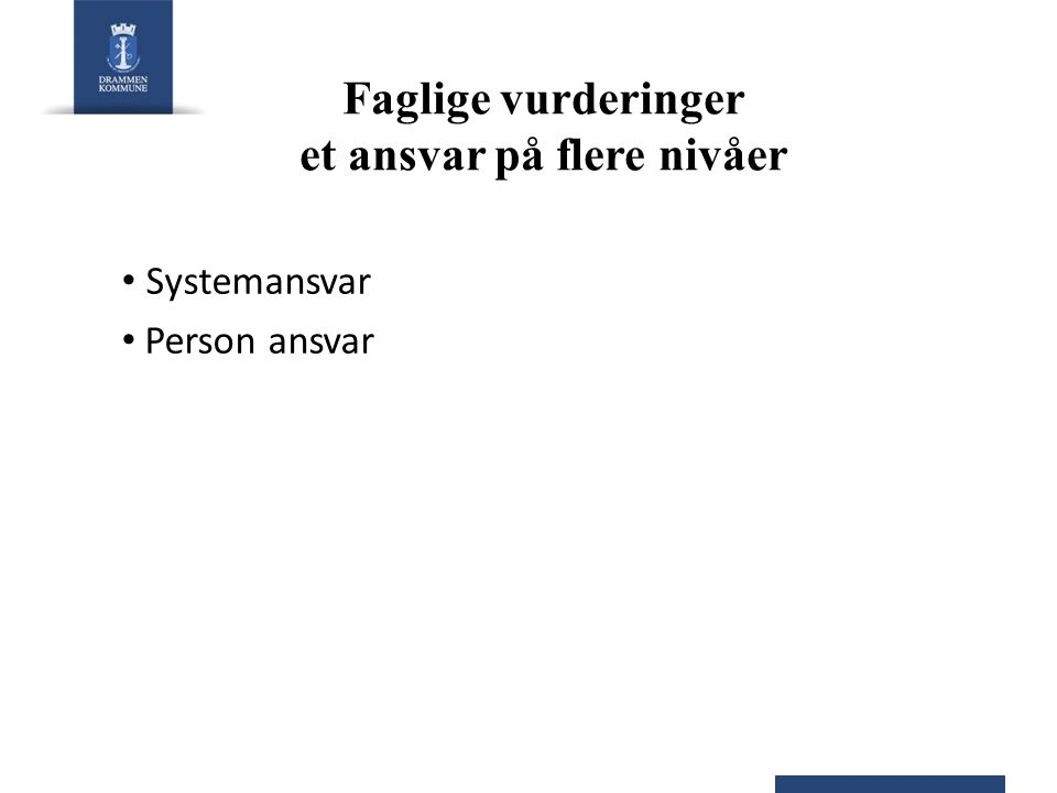 Kunnskapsbasert praksis Jamtvedt G, Hagen KB, Bjørndal A.
