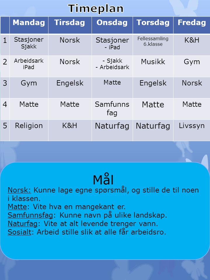 Til tirsdag: Norsk: Les teksten i lekseboka di.Del 1 av «Lille måltrost».