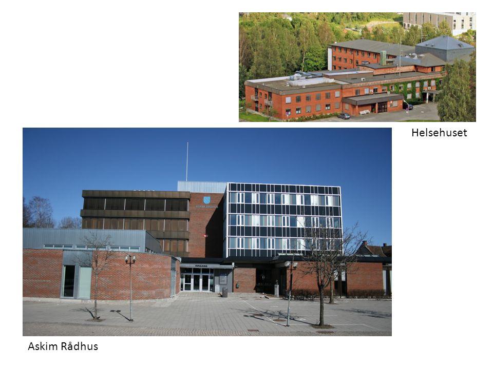 Askim Rådhus Helsehuset