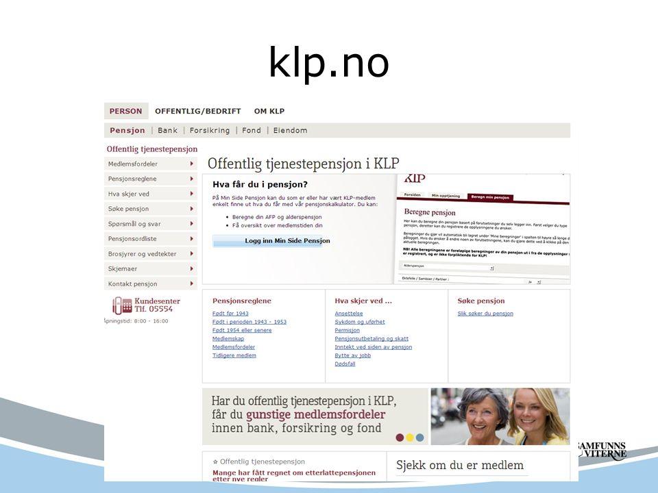 klp.no