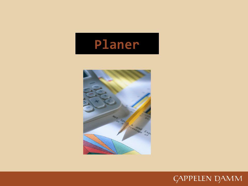 Hva er planlegging? Tilrettelegging av organisasjonens fremtidige handlinger