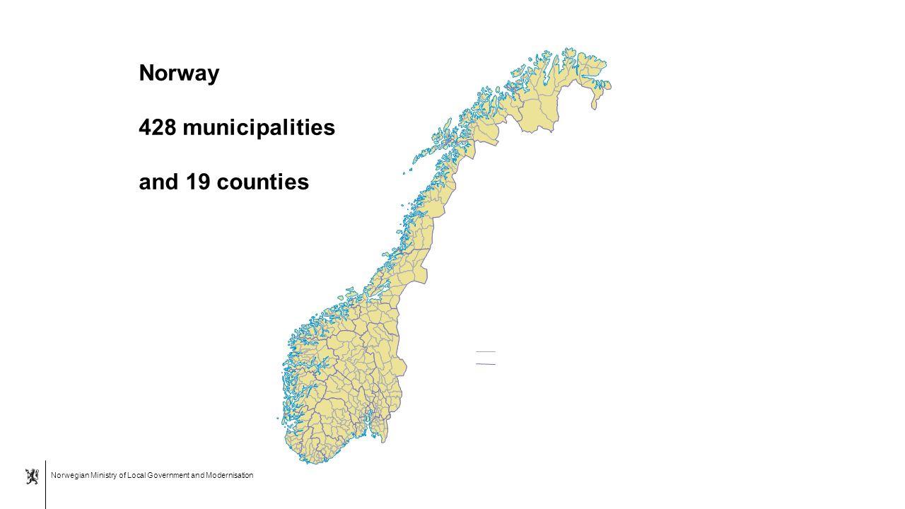 Norwegian Ministry of Local Government and Modernisation Engelsk mal: Tekst med kulepunkter – 3 vertikale bilder Tips bilde: For best oppløsning anbefales jpg og png-format.