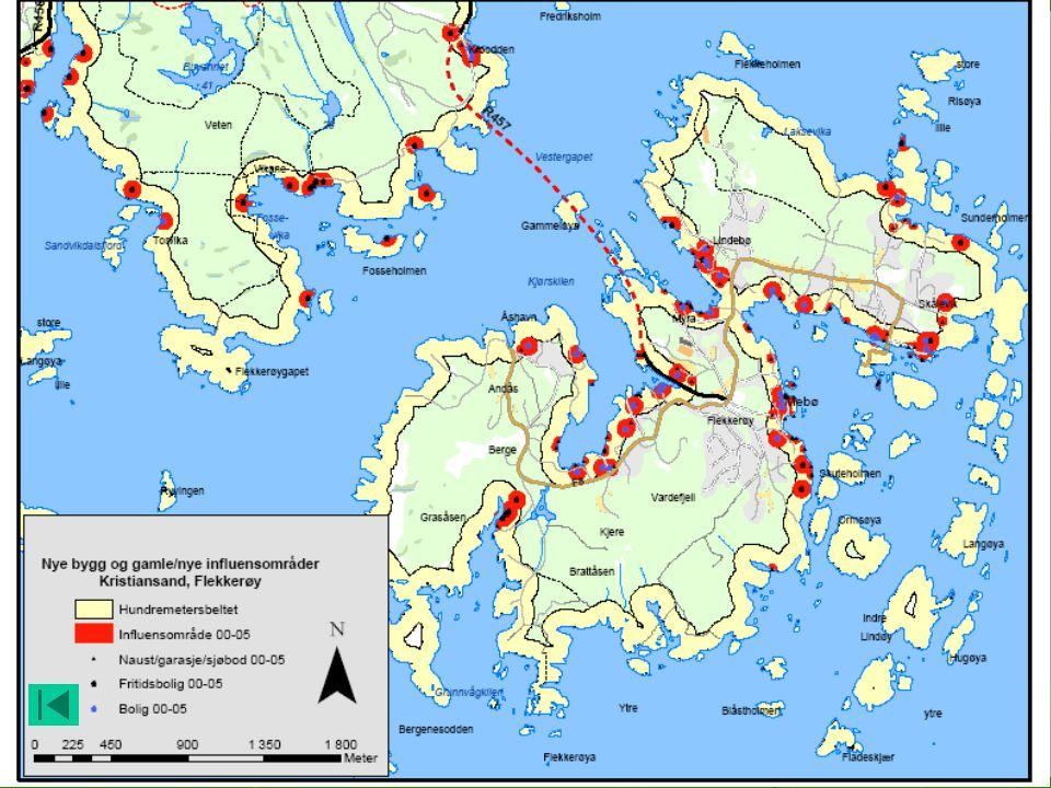 Sikringsarbeidet 2007 Sum tilsagn: 69 mill Nye områder: 60 Passerte område nr 2000 Tilrettelegging: 4,5 mill Overføringer: 110 mill