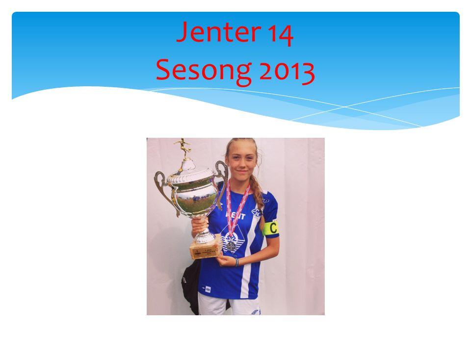 Jenter 14 Sesong 2013