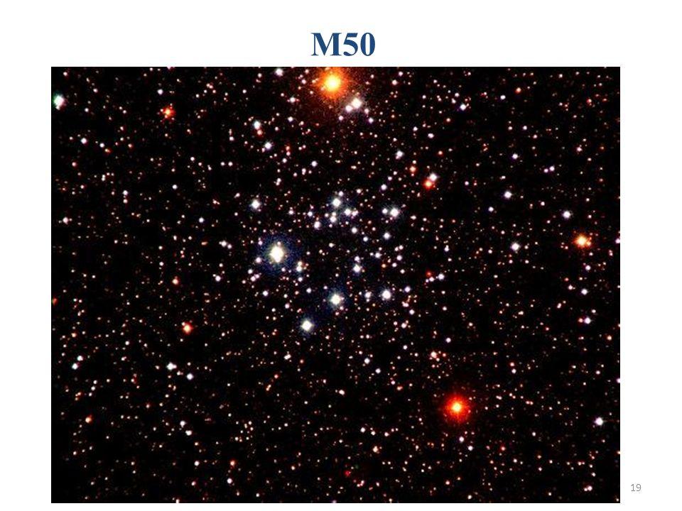 AST1010 - Stjerners dannelse og livsfaser19 M50