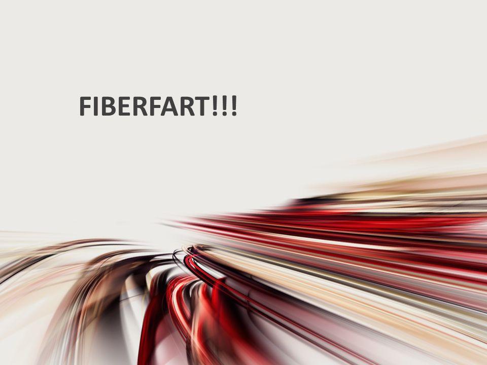 Fiber – Hva er viktig.Hva slags type nett som leveres, vil påvirke kundens fremtid.