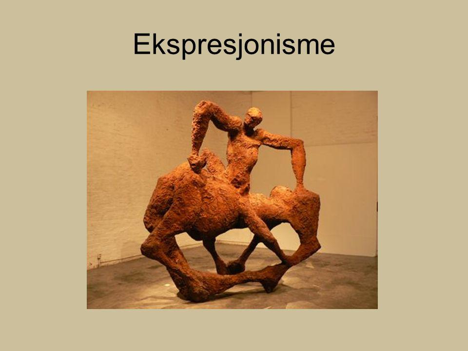 Ekspresjonisme