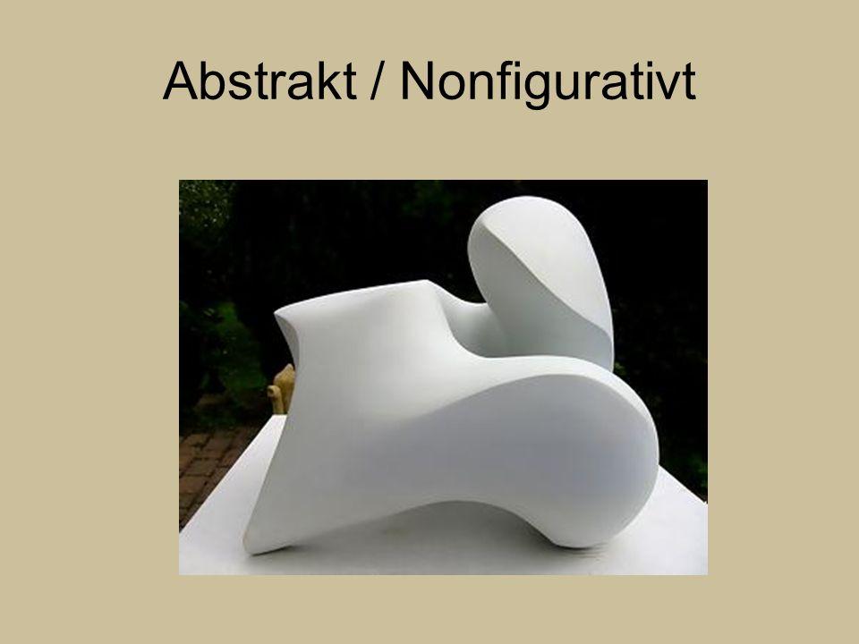 Abstrakt / Nonfigurativt