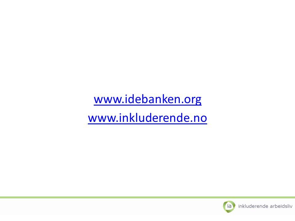 www.idebanken.org www.inkluderende.no