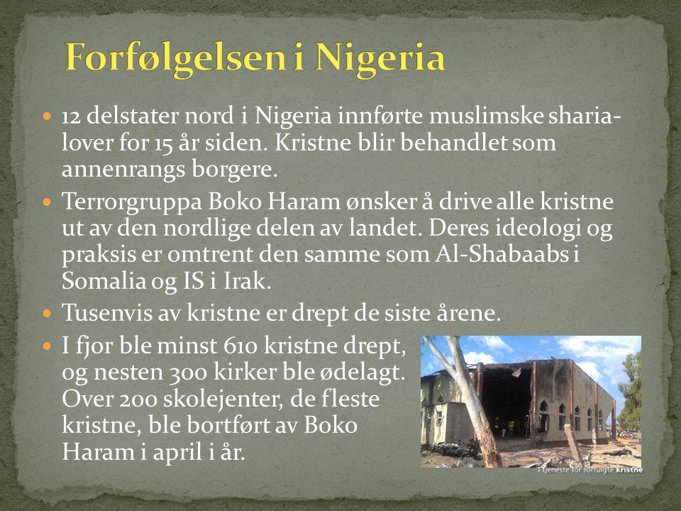 Etter Nord-Korea er Somalia det vanskeligste landet for kristne.