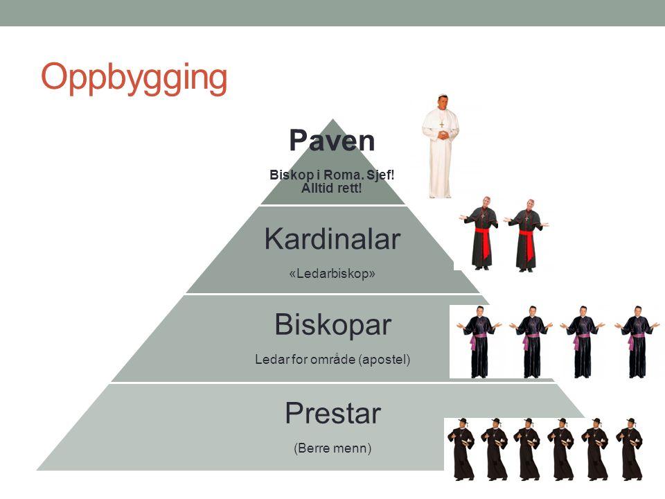 7.Salving av sjuke Salving = olje på panna Katolsk prest: salving og bønn for sjuke.