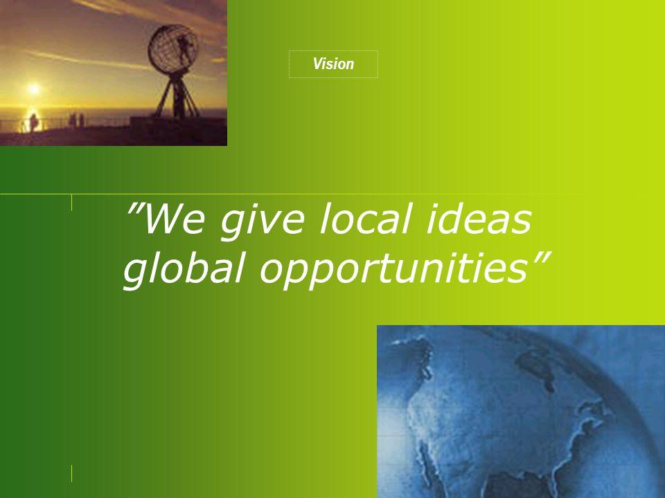 6 Hva ønsker KA assistanse til? Komme kontakt med kunder Markedsinformasjon