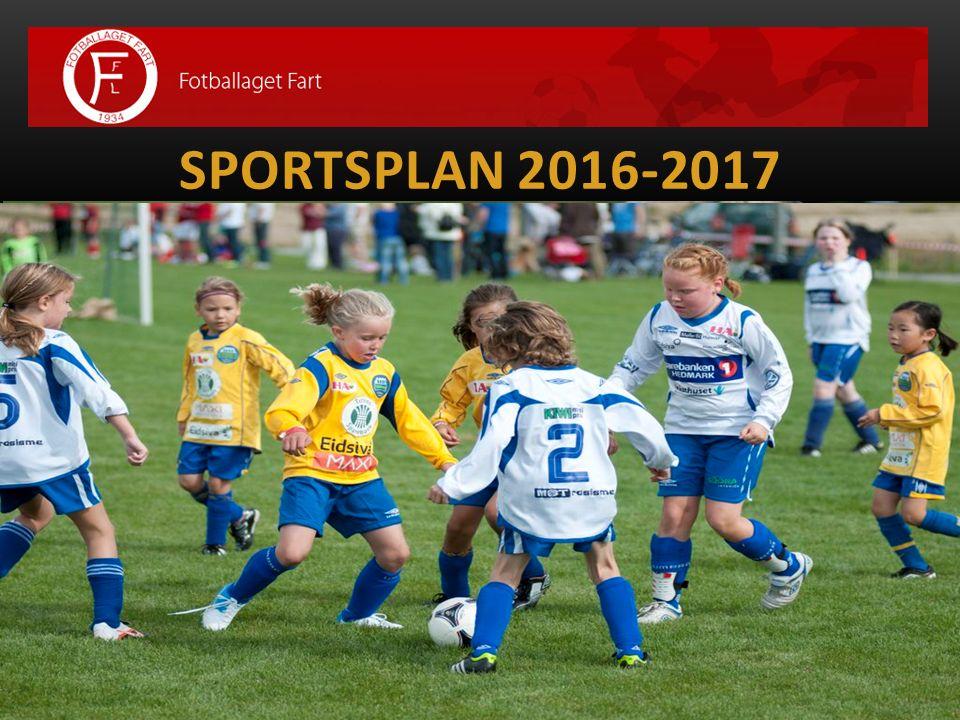 FORMÅL Oppslagsverk for viktige roller i FL Fart SP skal klargjøre hvilke verdier klubben driver etter.