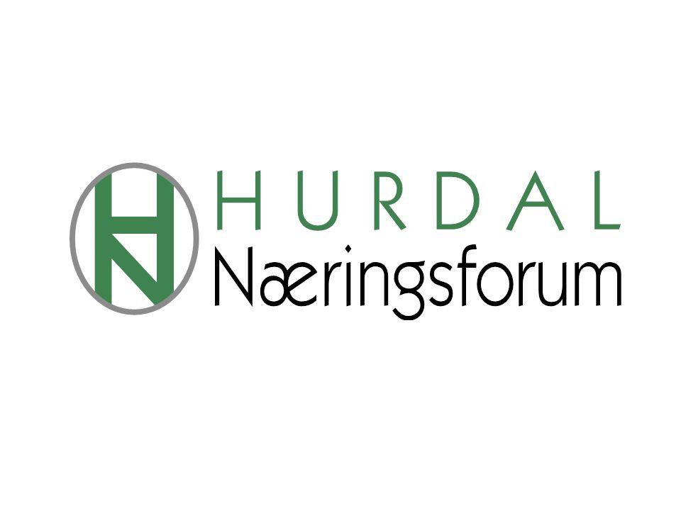 Næringsforumets formål Hurdal næringsforum er et samarbeidsorgan for næringslivet i Hurdal og Hurdal kommune.