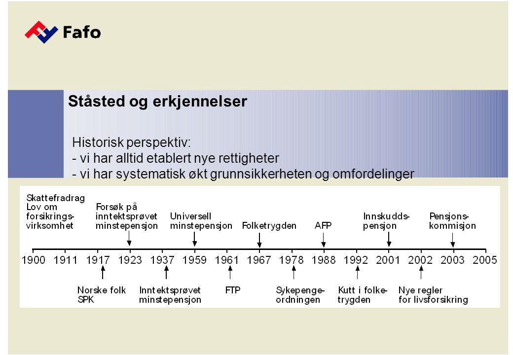 Pensjonsreformer er knyttet til økonomisk kriseforståelse New Zealand, Sverige, Italia, Finland Den doble dialogen.