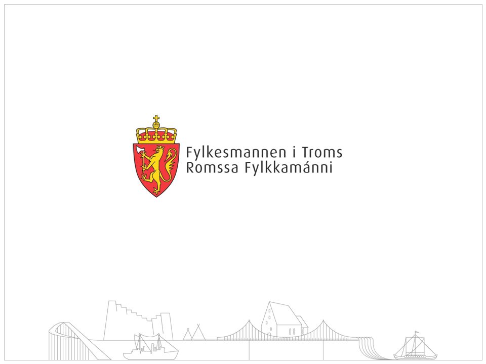 Alle skal bo trygt og godt Fylkesmannen i Troms v/ rådgiver Eva Angell 23.05.2011