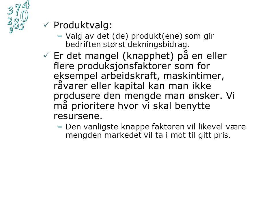 Økonomistyring Kjell Magne Baksaas, Øystein Hansen og Trond Winther Gyldendal Akademisk Produktvalg © Gyldendal Akademisk Innholdet i dette dokumentet
