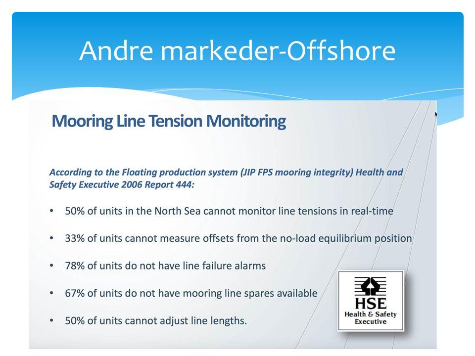 Andre markeder-Offshore