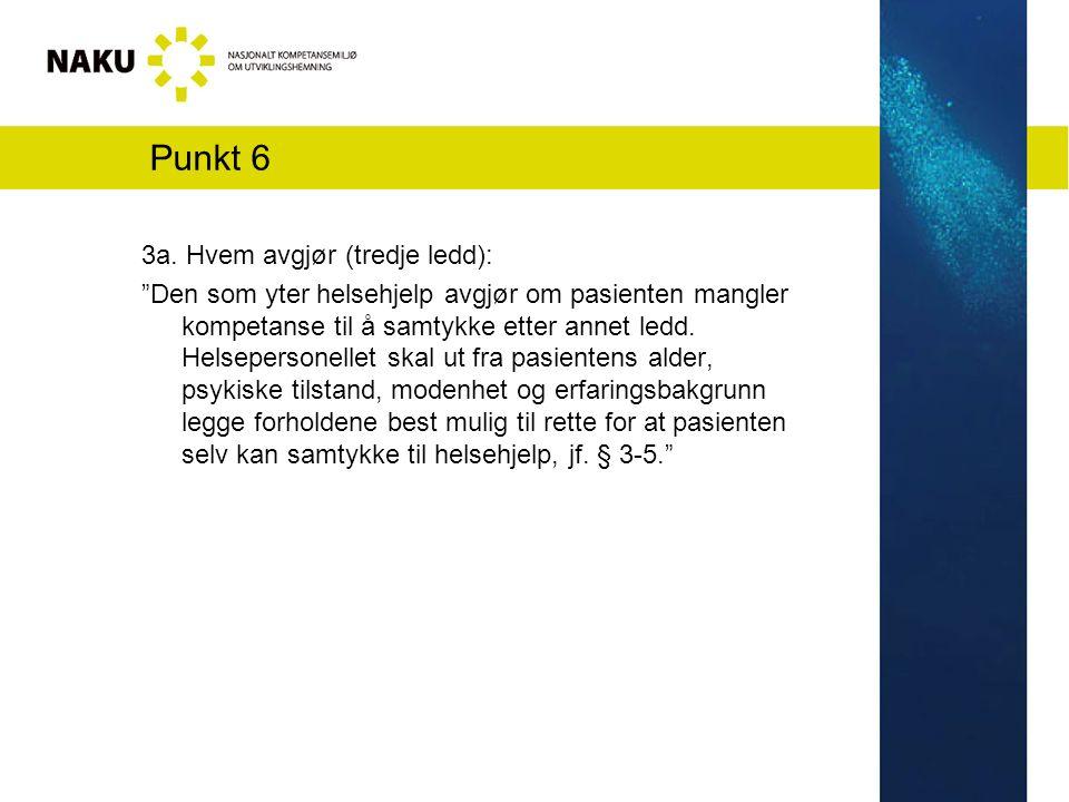 Punkt 6 3a.