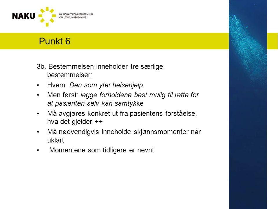 Punkt 6 3b.