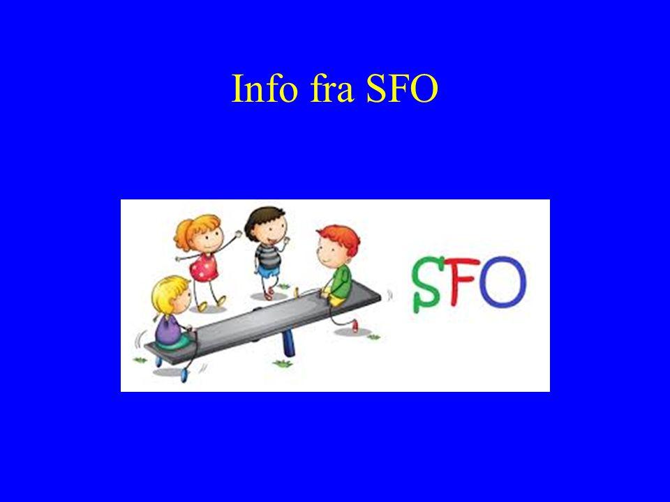 Info fra SFO