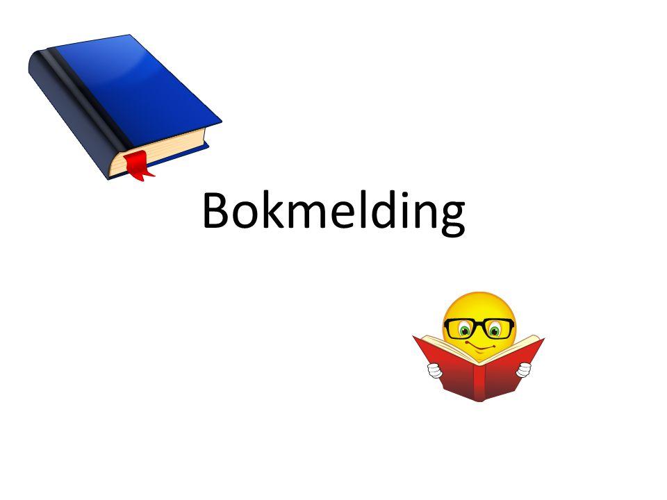 Bokmelding