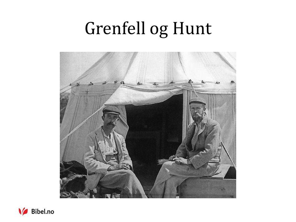 Grenfell og Hunt