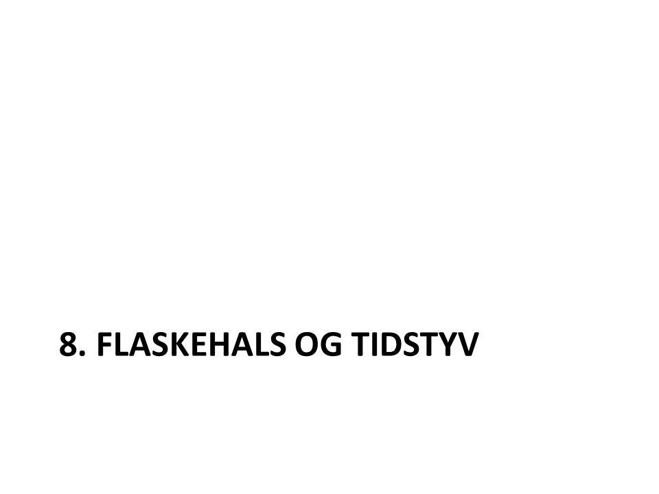8. FLASKEHALS OG TIDSTYV