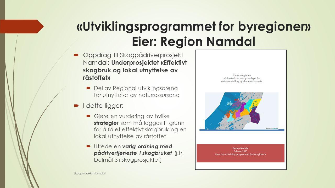 Hva skal vi levere I.En beskrivelse av skognæringa i Namdalen:  Hva var skognæringa i Namdalen.