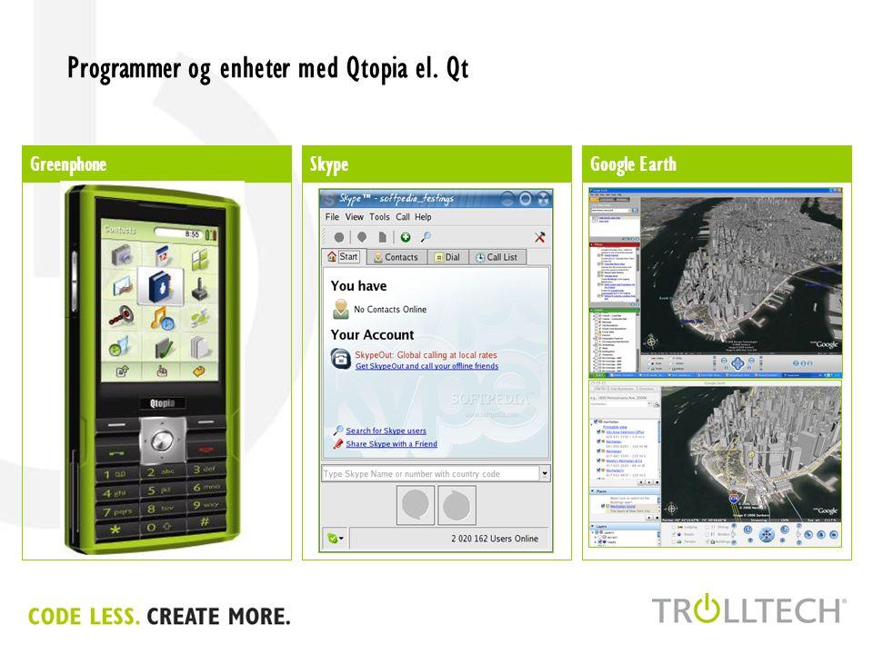153 204 0 178 123 142 108 77 204 255 128 86 137 77 128 178 Programmer og enheter med Qtopia el.