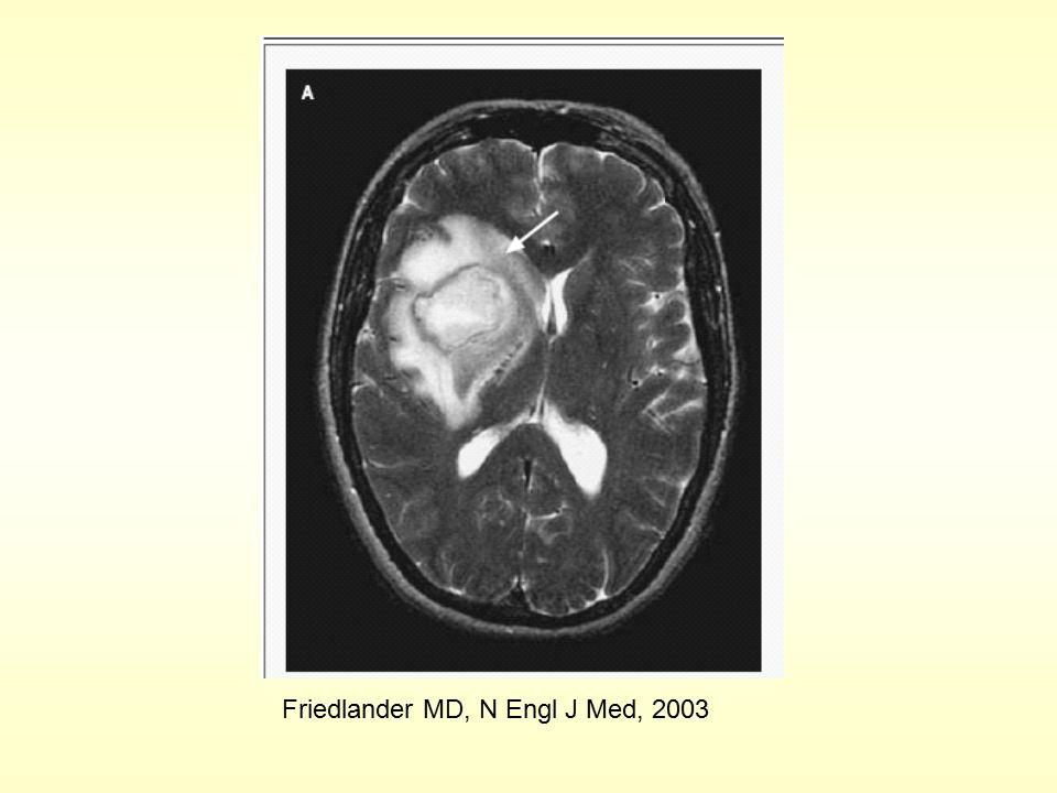 Friedlander MD, N Engl J Med, 2003