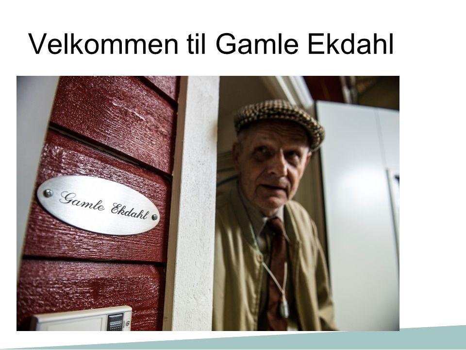 Velkommen til Gamle Ekdahl