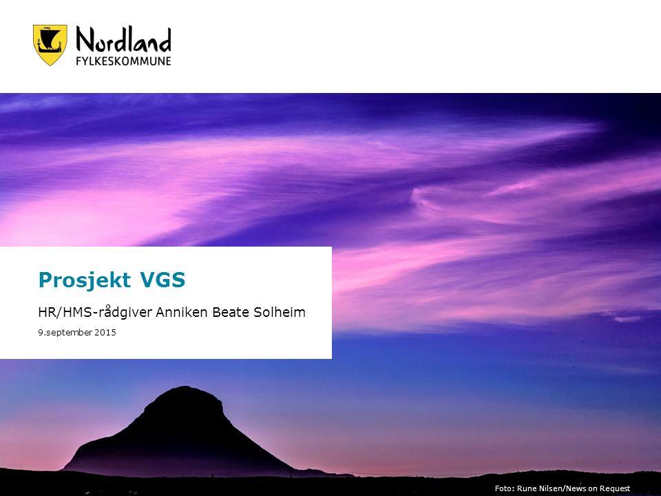 Foto: Rune Nilsen/News on Request Prosjekt VGS HR/HMS-rådgiver Anniken Beate Solheim 9.september 2015