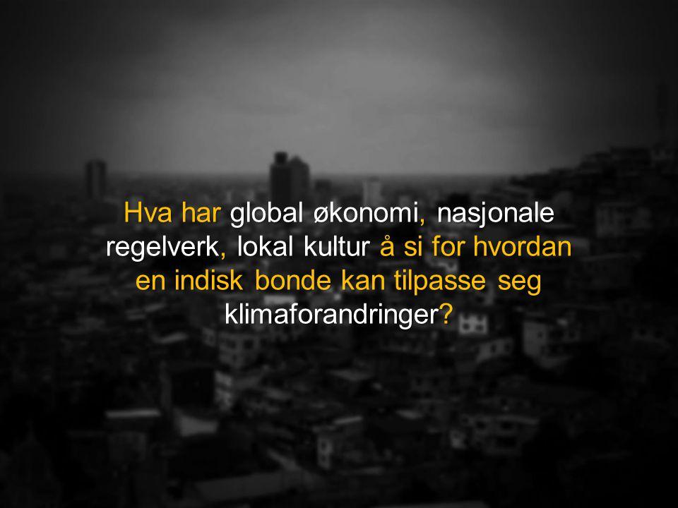 Hva har vår bruk av klær i Norge å si for levestandarden til tekstilarbeidere i Bangladesh.