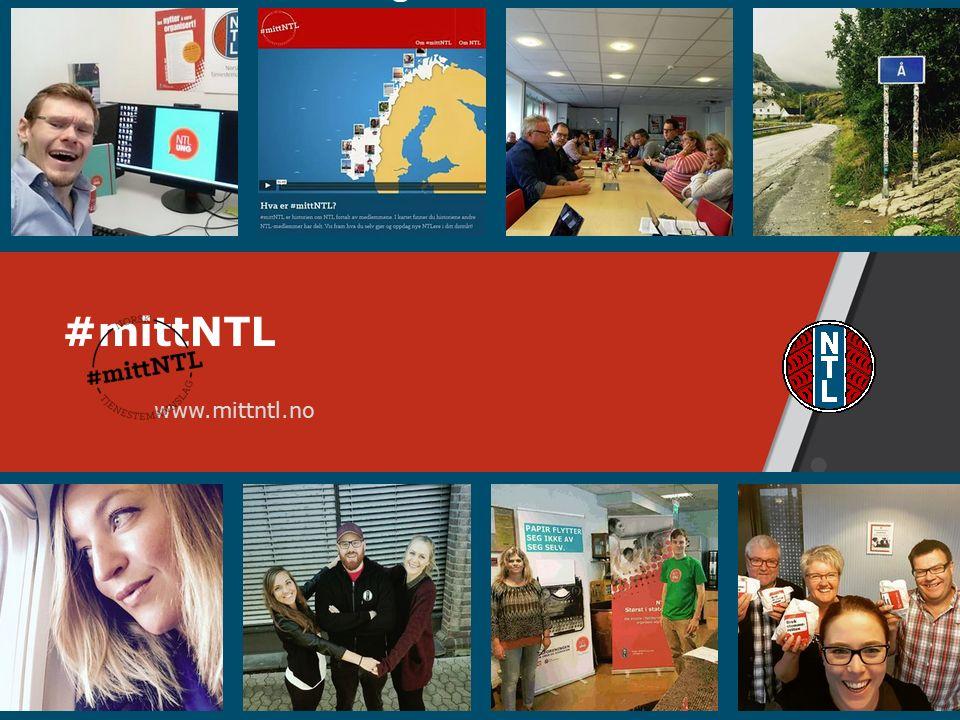 #mittNTL www.mittntl.no