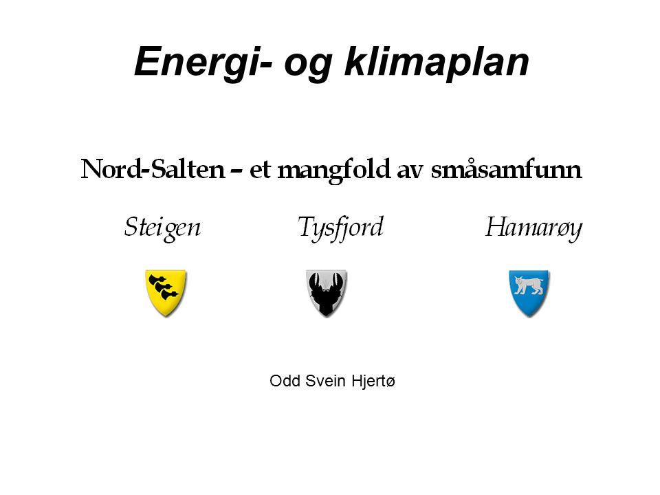 Energi- og klimaplan Odd Svein Hjertø