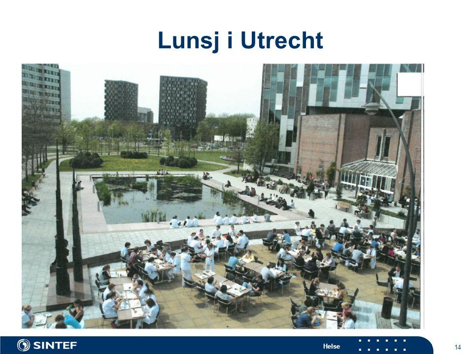 Helse Lunsj i Utrecht 14