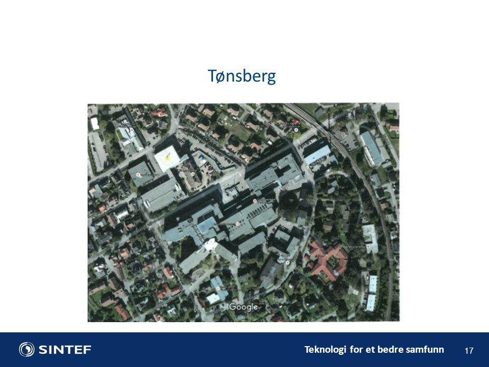 Teknologi for et bedre samfunn 17 Tønsberg