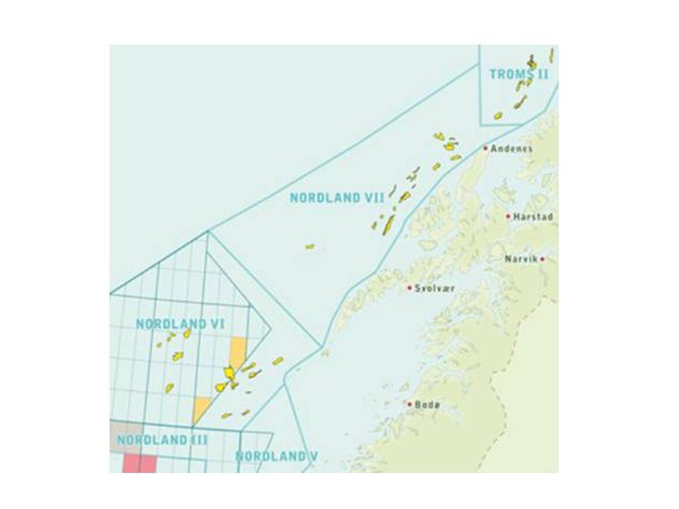 Letekampanjer med flere rigger er tilstede samtidig En operativ oljevernberedskap med kort responstid hvor fiskere deltar med lokalkunnskap Landbaserte anlegg med strenge maritime krav Miljøsikkerhet