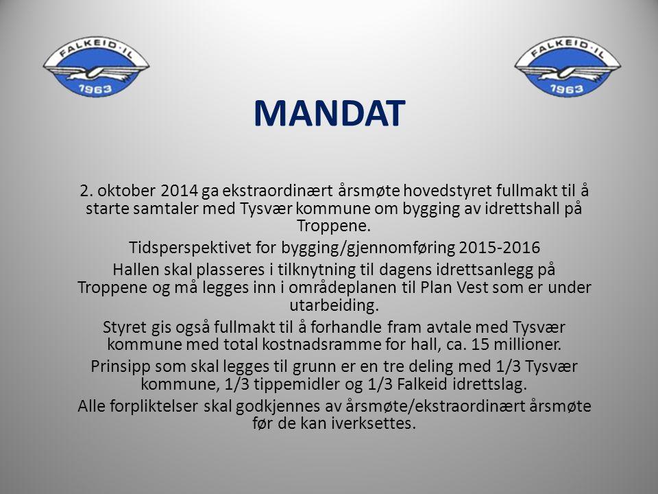 MANDAT 2.